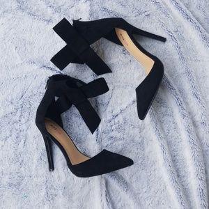 73e7d58aa542 JustFab Shoes - JustFab Giada Heels sz 10